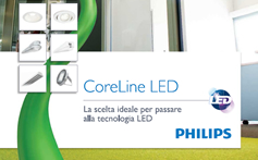 PHILIPS LAMPADE CoreLine LED